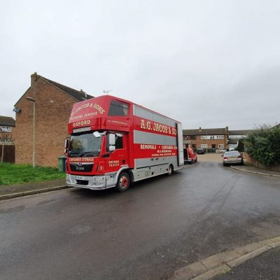 AG Jacob & Sons – Oxford, Storage and Business Removals Experts