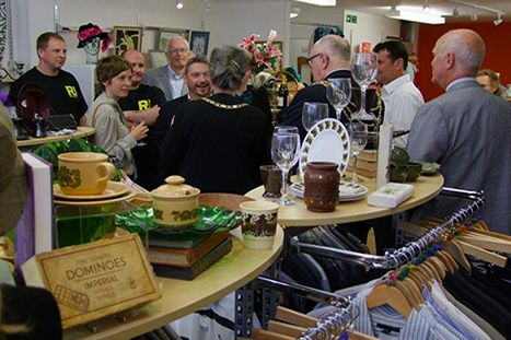 Age UK East Sussex Charity Donation Centre and Furniture Warehouse