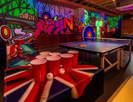 Roxy Ball Room Nottingham Thurland Street