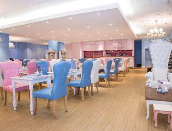 The Tea Terrace Restaurant & Tea Room (London Victoria Street)