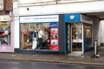 Cowick St Devon Air Ambulance Charity Shop
