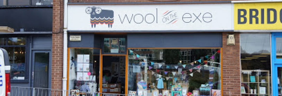 Wool on the Exe