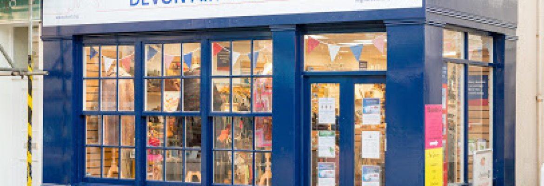 Totnes Devon Air Ambulance Shop