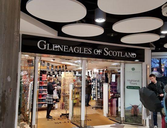 Gleneagles of Scotland