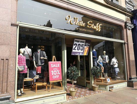 White Stuff Edinburgh