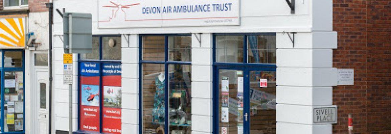 Heavitree Devon Air Ambulance Charity Shop