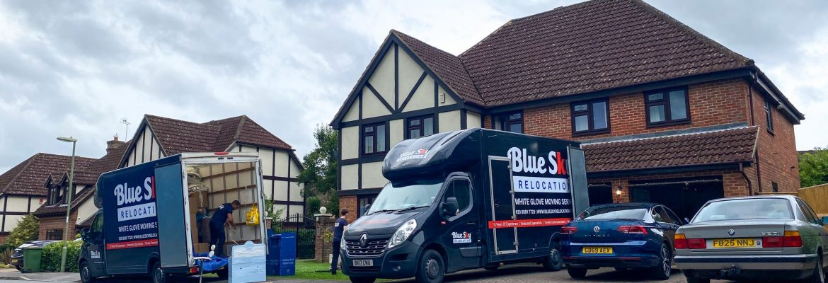 BlueSky Removals Reading