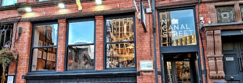 No 1 Canal Street – manchester