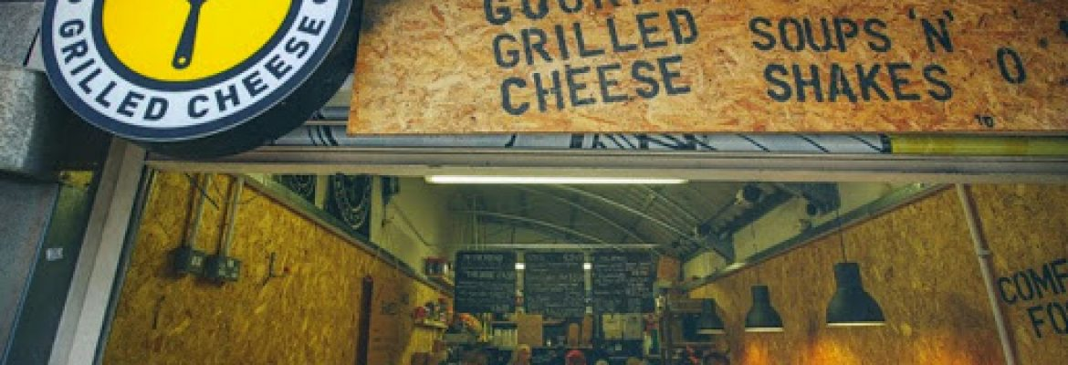 Northern Soul Grilled Cheese – manchester