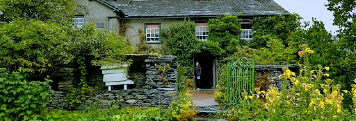 National Trust – Hill Top – lake district