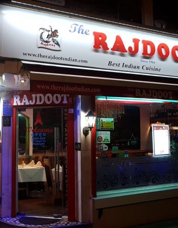 The Rajdoot | Award-Winning Indian Restaurant in Marylebone