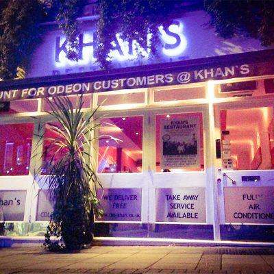 Khan's Restaurant | Top-Ranked Indian Restaurant in Ewell, Epsom