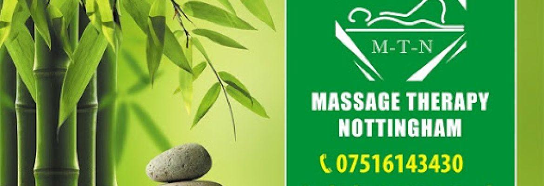 Massage Therapy Nottingham – Nottingham