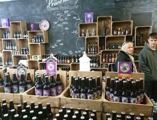 The Brewery Shop / Siop y Bragdy Mŵs Piws