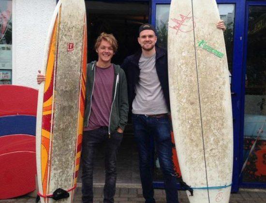 North Wales Surfboard Medic